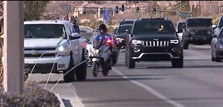 Authorities 'educate' drivers on sharing roads with bicyclists