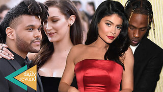 Kylie Jenner Gets On Private Jet With A WEDDING DRESS! Bella Hadid & The Weeknd SPLIT! | DR