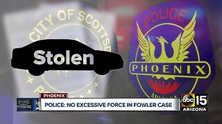 Report: Phoenix officers excessive force allegations from March incident unfounded