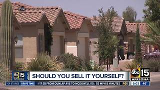 Should you sell your house yourself?