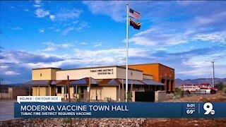 Vaccine Townhall