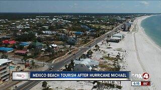 Mexico Beach tourism struggle