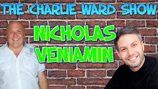 CHARLIE-WARD DISCUSSES QFS IRAQI DINAR WITH NICHOLAS VENIAMIN