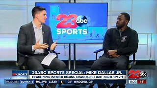 23ABC Sports with Mike Dallas Jr.
