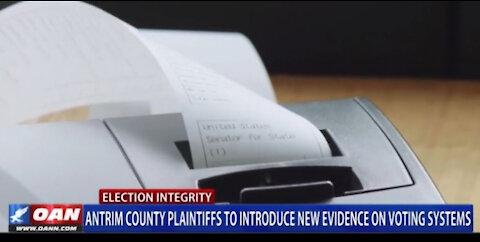 Antrim County Michigan / DOMINION TABULATORS FLIPPED VOTES USING S&Q CODES