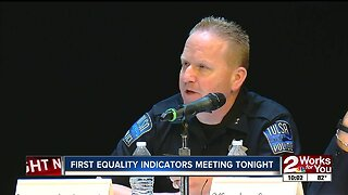 Tulsa City Council hosts first Equality Indicators meeting
