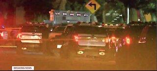 Shooting kills man near Mountain Vista and Valley View Blvd.