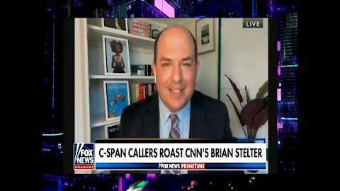 Brian Stelter Trashed Repeatedly By Callers During Appearance on C-SPAN