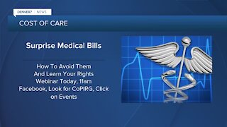 Cost of Care: Avoiding surprise medical bills