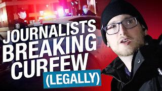 INVESTIGATION: Montreal police curfew enforcement on Hasidic Jewish community