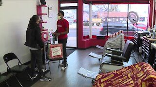 Brother-Sister duo work to help the homeless