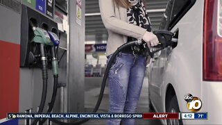 Gas prices starting to slowing increase