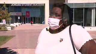 Pandemic not stopping East High School grad from fulfilling her college dream