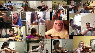 Oklahoma City Philharmonic on 2 Works For You