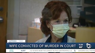 North County woman convicted of murder returns to court