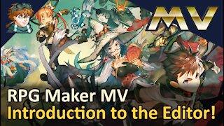How to Get Started! RPG Maker MV