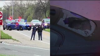 Police investigating two dangerous road rage cases on freeways