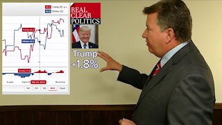 John Kosich' breaks down the latest Ohio polls ahead of the first presidential debate