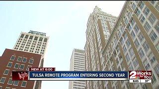 Tulsa Remote program entering second year