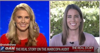 """The Real Story - OAN Exposing """"The Big Lie"""" with Christina Bobb"""