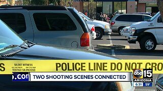 Police investigating deadly shooting at business near 95th Avenue/Camelback Road