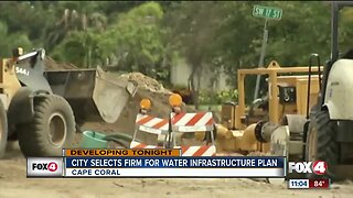 Cape Coral City Council approves design team to assist with Utilities Extension Project