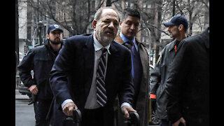 Harvey Weinstein is going blind in prison
