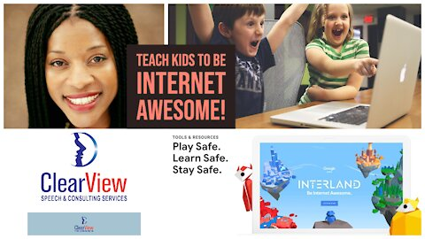 """Helping Kids Become Digitally Safe & Responsible Citizens Through """"Be Internet Awesome""""."""