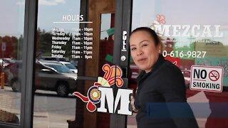 "Mezcal Mexican Restaurant says ""We're Open Baltimore!"""