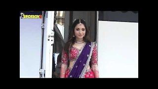 Tamanaah Bhatia Spotted At Mehboob Studios | SpotboyE
