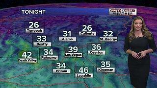 13 First Alert Las Vegas evening forecast | Jan. 7, 2020