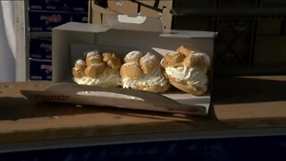 Cream puff curbside pickup begins at Wisconsin State Fair Park