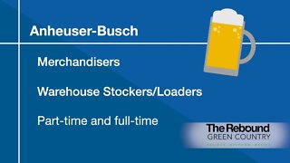 Who's Hiring: Anheuser-Busch