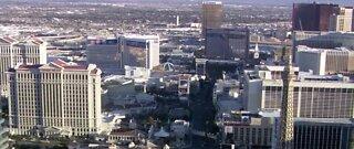 Las Vegas air quality improving