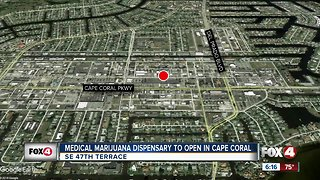 Medical Marijuana Dispensary to open in Cape Coral
