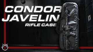 Covered 6 Gear Review - Condor Outdoor Javelin Case