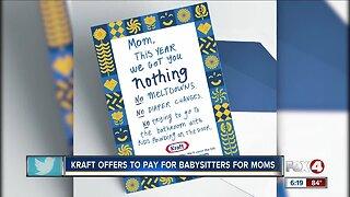 Kraft makes Mothers Day a little easier for moms