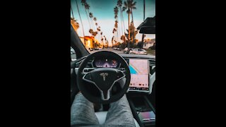 Tesla Autopilot For 24 Hours!