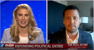 The Real Story - OAN Fighting Media Bias with Seth Dillon