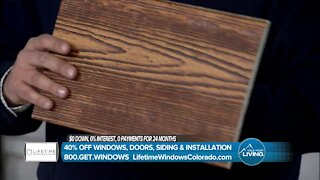 The Best Selection For Home Improvement! // Lifetime Windows & Siding