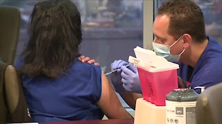 Gov. Jared Polis answers questions on how Colorado is addressing vaccinations