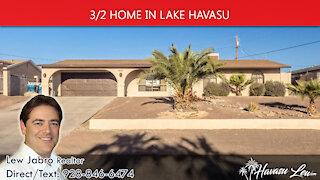 💥3280 Sand Piper Dr - Lake Havasu City AZ - Video Walk Though - New Price💥