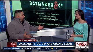 Preview of Sip and Create events with local candle company