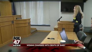 Woman charged with manslaughter, child abuse in death of toddler