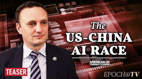 Nicolas Chaillan on What U.S. Must Do to Win China AI Battle Before 'Point of No Return' | TEASER