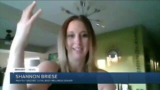 Denver Pilates teacher offering classes online