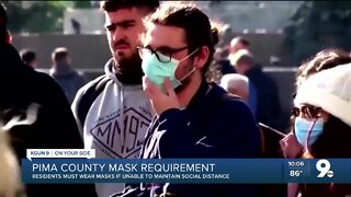 Pima County mask requirement