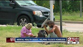 Mental Health Association Helping Tulsa's Homeless