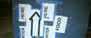 Centennial HS food distribution closed