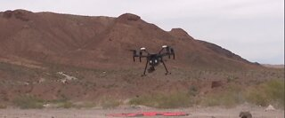 Drones to help Henderson FD with rescues, deliver medical supplies